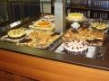 Kuchenbuffet im Hotel AVIV